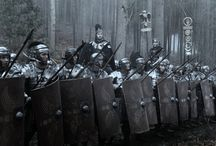 .A Forja de Roma (História) / .A Forja de Roma/The Forge of Rome História de Roma.