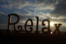 RELAX / This is about relaxation, the word can have so many meanings.  This is my word for the year, so I am going to embrace it and study it! Enjoy!