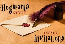 Harry Potter themed party / by Sarah Payton