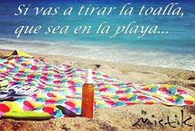 Cuando vienes // When you come / #playa #beach #vacaciones #holidays
