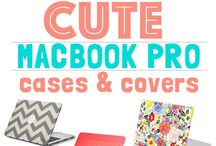 Cute Macbook Pro Cases / Cute Macbook Pro Cases - protect you Apple Macbook Pro while keeping your tech stylish with these functional and fun covers and cases.