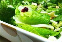 Salads / by Karen Miraflor-Schooler
