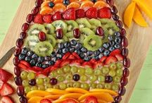 Fruit Pizza's