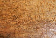 Spalted Maple Lumber / This beautiful species from the Pacific Northwest is a real eye catcher!