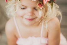 Flower Girl / Flower Girl dresses and details