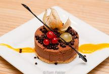 Sweet delights / Desserts and other sweet fare as beautiful to look at, as to eat!