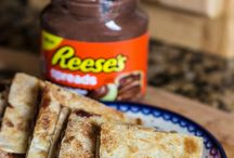 Reese's Spread / #ReesesSpreads and #Contest.