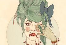 Art by Liz Clements