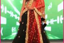 Manali Jagtap / Bridal couture wear