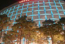 """Lotte World Mall / South Korea""""s Tallest Skyscraper"""
