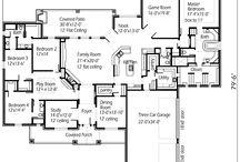 House Plans I Love!