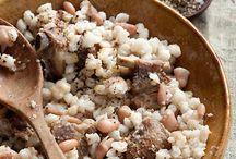 Food Samp and Beans