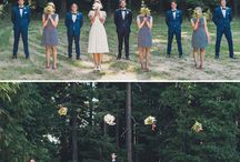 Ideas and poses for Weddings and Engagements