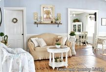 Cottage / Shabby Chic