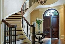 stairways/staircases
