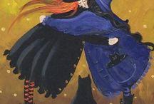 brujas / todo tipo de brujas