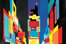 AirlineTravel Posters - Domestic / by Susan Hurtt Hussien