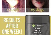 grow hair and nails