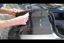 Tail Light Protective Cover Install / by Lamin-x Protective Films