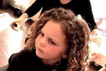 Curly Cuties & Products for Kids