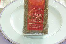 Lentille blonde de Saint-Flour IGP