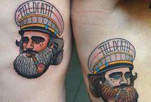 Vackra tatuteringar