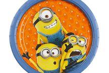 Minionsfeest, minions feestje / Minionfeest, minion feestje, minion feestartikelen, minion verjaardag, verschrikkelijke ikke feest, despicable-me-feestartikelen, despicable-me-feest, minionsfeest, minionsfeestje, minions feest, minions feestje