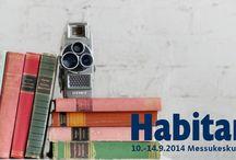 Habitare 2014 / Tulikivi on jälleen mukana Habitare-sisustusmessuilla! Osastoltamme 7r47 löydät kauneimmat takat, moderneimmat kiukaat sekä laajimman valikoiman sisustuskiviä. Lämpimästi tervetuloa!