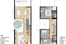 Small townhouse plans