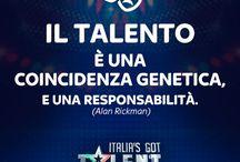Cos'è il talento?