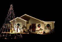 Christmas Lights / Lighting ideas