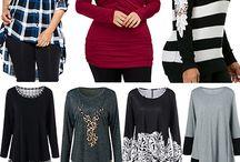 Plus clothing