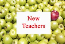 New Teachers / New Teachers curated for elementary teachers by www.treetopsecret.com.  Please visit my blog for more ideas to help you and your students, Veronica at TreeTop. / by Tree Top Secret Education