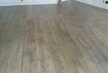 Hardwood Re-Finishing