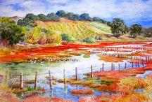 Carol Mead / Watercolors by Carol Mead