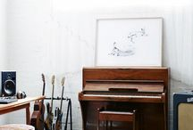 Music room / by Clinton Herring
