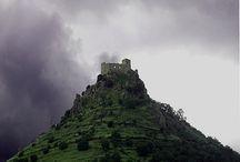 Burgos / Castle  of aragonese(spain)