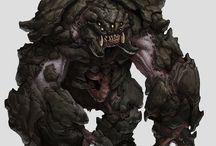 Monstruos y Bichos