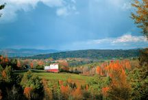 Fall Colors on the East Coast