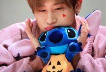 Monsta X: I.M (Im Changkyun) / Maknae. Puppy. Straight faceu. Cutie overload.