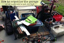 Organize: Garage