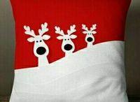 μαξιλάρια χριστουγεννιατικα