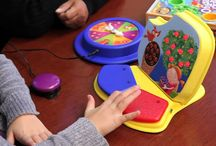Toys for children with multiple and visual impairments