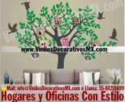 Vinilos de arbol para fotos (photo tree wall decals) / by Vinilos Decorativos MX Mexico Decoracion de interiores con vinil decorativo