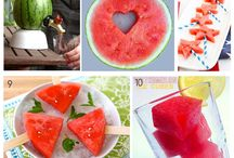 Food inspiration! / Food to know!