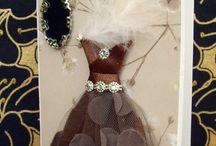 cards - dress