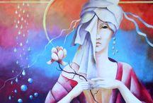 Schilderijen / Mijn schilderijen
