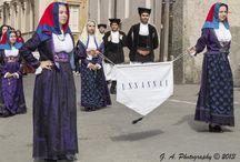 Del Costume di Ulassai / Enciclopedia del Costume Sardo