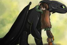 Dragoes defensores de berk / Celtas