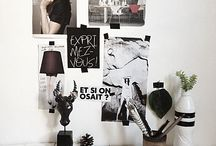 MOODBOARD / by Cez Mechant Studio